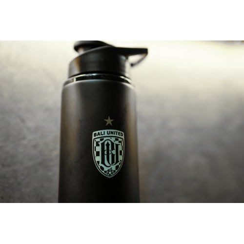 BU Drinkware Black Tumblr