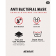 Bali United Anti-Bacterial Mask