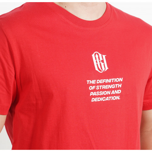 BU Philosophy T-Shirt Red