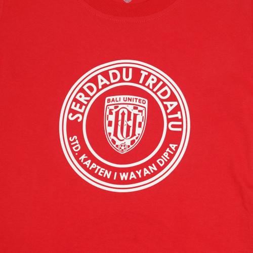 Bali United Serdadu T-Shirt Kids-Teen Red