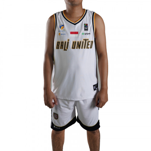 Bali United Basketball Away Jersey 2021