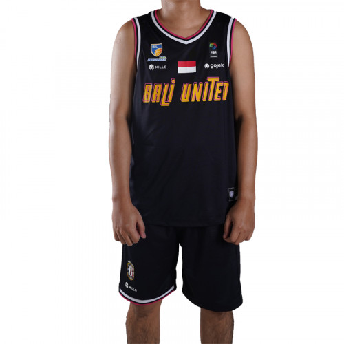 Bali United Basketball Third Jersey 2021